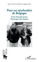Pour un néerlandais de Belgique - Gudrun Ledegen, Jean Le Dû