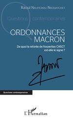 Ordonnances Macron - Raoul Nkuitchou Nkouatchet
