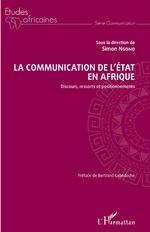 La communication de l'Etat en Afrique - Simon Ngono