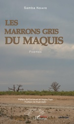 Les Marrons gris du maquis - Samba Ndiaye