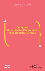 Conquête de la liberté d'expression chez Nathalie Sarraute - Demba GUEYE