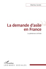 La demande d'asile en France - Mathieu Sordet