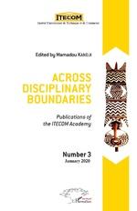 Across disciplinary boundaries - Mamadou Kandji