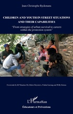Children and youth in street situations and their capabilities - Jean-Christophe Ryckmans