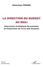 La direction du budget au Mali -
