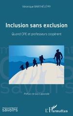 Inclusion sans exclusion - Véronique Barthelemy