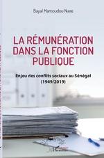 La rémunération dans la fonction publique - Bayal Mamoudou Niang