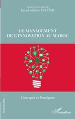 Le management de l'innovation au Maroc - Imad-eddine Hatimi