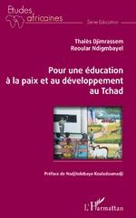 Pour une éducation à la paix et au développement au Tchad -