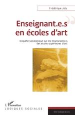 Enseignant.e.s en écoles d'art - Frédérique Joly