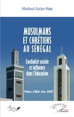 Musulmans et chrétiens au Sénégal -