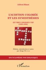 L'audition colorée et les synesthésies - Serge Nicolas