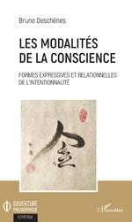 Les modalités de la conscience - Bruno Deschênes