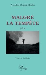 Malgré la tempête - Amadou Oumar Mballo