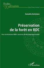 Préservation de la forêt en RDC -