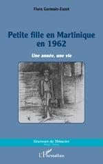 Petite fille en Martinique en 1962 -