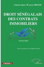 Droit sénégalais des contrats immobiliers - Cheikh Abdou Wakhab Ndiaye