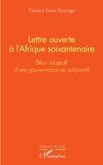 Lettre ouverte à l'Afrique soixantenaire -