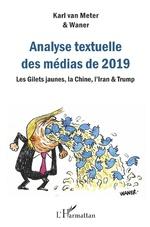 Analyse textuelle des médias de 2019 -