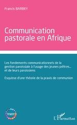 Communication  pastorale en Afrique -