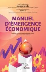 Manuel d'émergence économique - Moubarack Lo, Amaye Sy