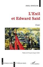L'exil et Edward Said - Amal Immouni