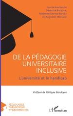 De la pédagogie universitaire inclusive -