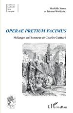 Operae pretium facimus -