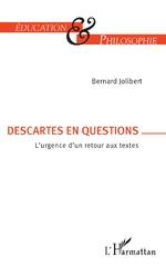 Descartes en question -