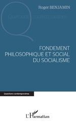Fondement philosophique et social du socialisme -