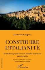 Construire l'italianité - Maurizio Coppola