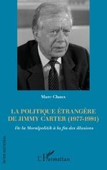 La politique étrangère de Jimmy Carter (1977-1981) -