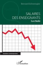 Salaires des enseignants -