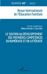 Le soutien au développement des premières compétences en numératie et en littératie -