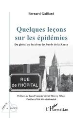 Quelques leçons sur les épidémies -