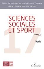 Sciences sociales et sport -