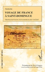 Voyage de France à Saint-Domingue -
