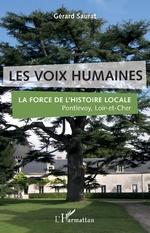 Les voix humaines - Gérard Saurat