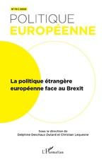 La politique étrangère européenne face au Brexit -
