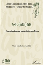 Sens (inter)dits - Fabrice Marsac, Witold Ucherek, Christelle Lacassain-Lagoin, Katarína Chovancova, Witold Ucherek