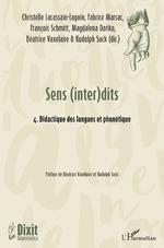 Sens (inter)dits - Fabrice Marsac, Rudolph Sock, François Schmitt, Christelle Lacassain-Lagoin, Magdalena Danko, Béatrice Vaxelaire