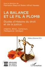 La balance et le fil à plomb - Mamadou Badji, Blaise Alfred Ngando