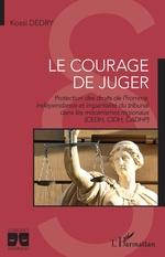Le courage de juger - Kossi Dedry