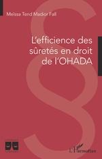 L'efficience des sûretés en droit de l'OHADA - Meissa Tend Madior Fall