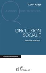 L'inclusion sociale - Kévin Kanor