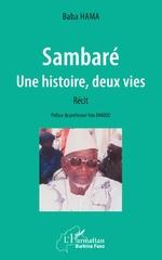 Sambaré. Une histoire, deux vies. Récit - Baba Hama