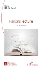 Parlons lecture - Nora Khennouf