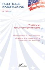 Politique environnementale -
