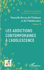 Les addictions contemporaines à l'adolescence -