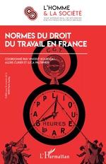 Normes du droit du travail en France - Luca Paltrinieri